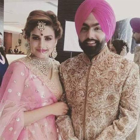 Ammy Virk Got Engaged