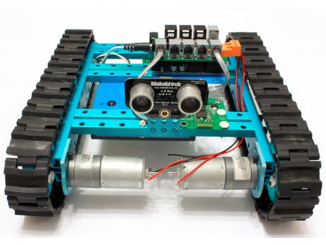Next Generation Robotic Construct Platform, Makeblock | Industry Tap | Robotics in Manufacturing Today | Scoop.it