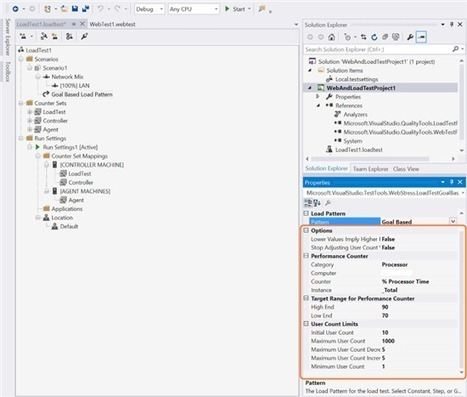 Announcing support for Goal-based Load Pattern in Cloud-based Load Tests - Microsoft Application Lifecycle Management - Site Home - MSDN Blogs | Visual Studio ALM | Scoop.it