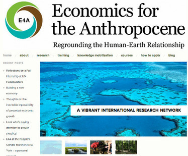Ecological Economics, and Changing Everything - Center for Research on Globalization | Peer2Politics | Scoop.it