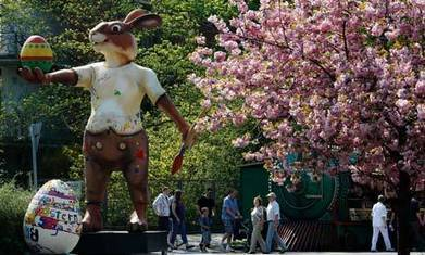 The modern myth of the Easter bunny | Fairy tales, Folklore, and Myths | Scoop.it