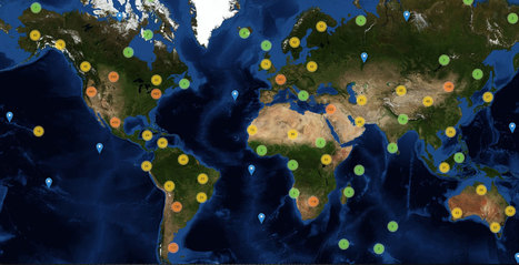 JournalMap is a scientific literature search engine | Content in Context | Scoop.it