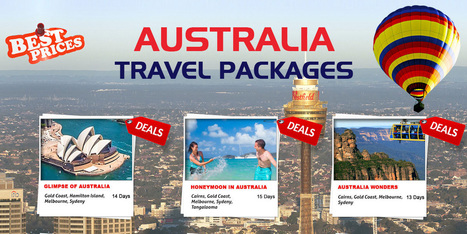 Australia Holiday packages |Honeymoon in austra