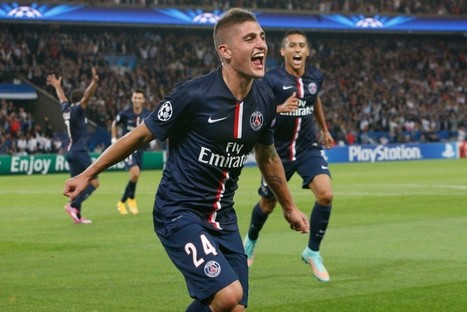 verratti' in actualité sportive | scoop.it