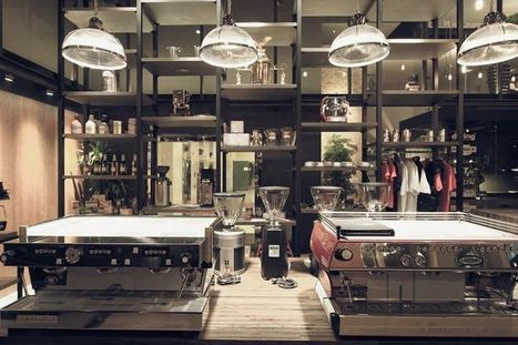 RETAIL Therapy La Marzocco | Curating Mode ! | Scoop.it