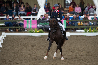 Carl Hester wins grand prix freestyle at national dressage championships | Equine matters | Scoop.it