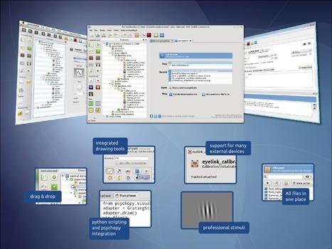 OpenSesame, a graphical, open-source experiment builder for the social sciences   Informatique et Web pour les SHS   Scoop.it