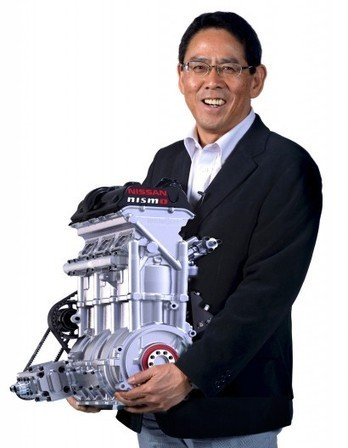Nissan's new 400 bhp engine fits in carry-on luggage | Slash's Science & Technology Scoop | Scoop.it