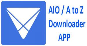 aio downloader full apk download