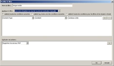 Spam : bloquer les emails en langue arabe | Informatique | Scoop.it