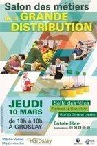Communauté d'Agglomération de la Vallée de Montmorency - Salon des métiers de la grande distribution | Infos en Val d'Oise | Scoop.it