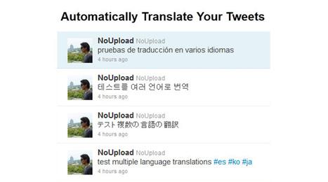 Comment traduire vos tweets dans d'autres langues en utilisant des #hashtags   Time to Learn   Scoop.it