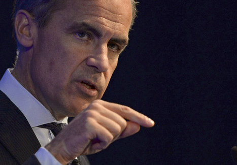 Mark Carney Slams 'Market Fundamentalism' At Inclusive Capitalism Conference - Huffington Post Canada   Inclusive Business in Asia   Scoop.it