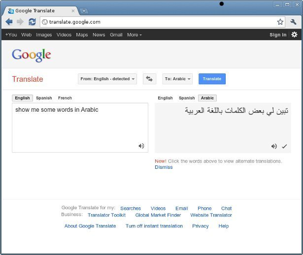 Switching from Google Translate to Microsoft Tr