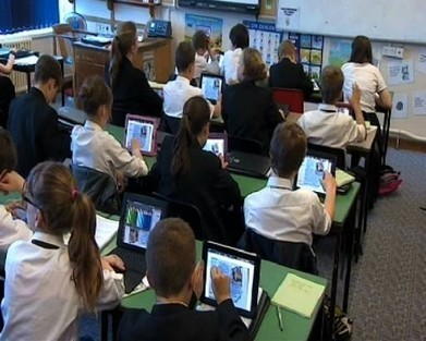 BBC Report on use of iPads at Mounts Bay Academy   iPads in UK Schools   Scoop.it