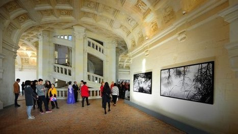 Expo : Bae Bien-U, le photographe Coréen à Chambord - France 3 Centre-Val de Loire | Blog Paris - Séoul | Scoop.it