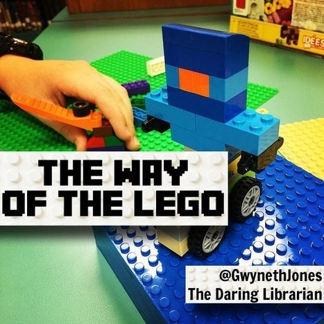 The Daring Librarian: The Way of the Lego | School Librarian In Action @ Scoop It! | Scoop.it