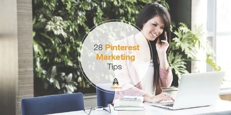 28 Pinterest Marketing Tips | Pinterest | Scoop.it