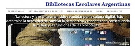 Recopilación de enlaces sobre bibliotecas yTICs | BIBLIO CORNER | Scoop.it