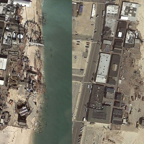 11 Shocking Google Earth Before-and-After Photos | #GoogleEarth | Scoop.it