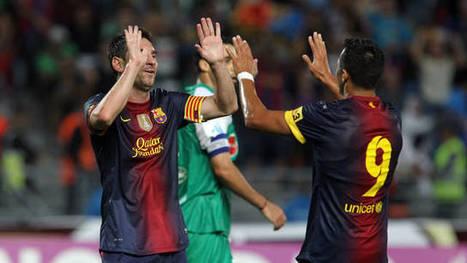 Raja Club Athletic - FC Barcelone (0-8): Avec la manière | FC Barcelona | FCBarcelona | Scoop.it