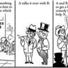 Comics to learn English