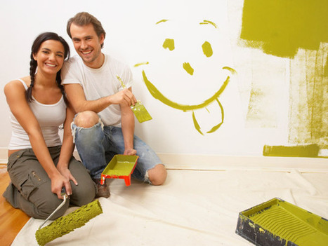 How to Decorate Your First Home as a Couple | Home Improvement | Let's Clean Up | All For The Home | Scoop.it