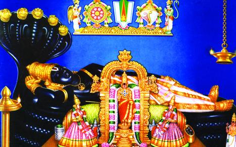 Vaikunta Ekadasi Fasting, Legend of Vaikunta Ek