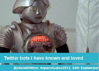 Twitter bots I have known and loved | Twitter Bots | Scoop.it