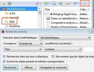 Comment organiser sa bibliothèque ? | Le blog Zotero francophone | Zotero | Scoop.it