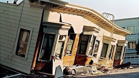 Predicting earthquakes using smartphones | Masada Geography | Scoop.it