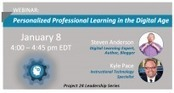 Personalized Professional Learning in a Digital Age - Alliance for Excellence Education | Art, a way to feel! | Scoop.it