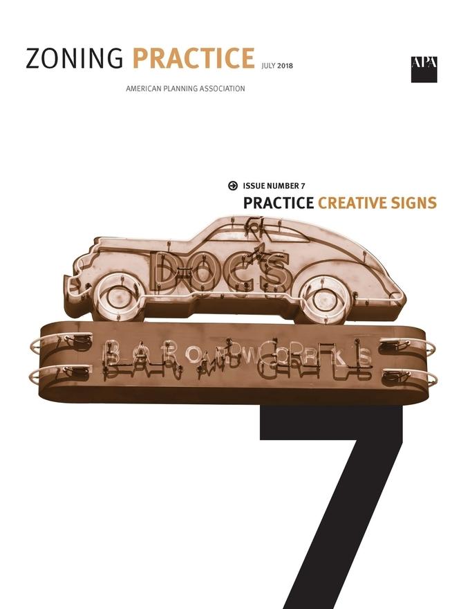 Sign Regulations to Encourage Creative Design