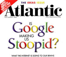 How Google Is Making Us Smarter | Machine-Brain Connections | DISCOVER Magazine | Cognitive science and society | Scoop.it