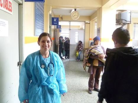 "Feedback & Review Volunteer Katie Polese Nurse Program Cusco Peru  Abroaderview.org | ""#Volunteer Abroad Information: Volunteering, Airlines, Countries, Pictures, Cultures"" 