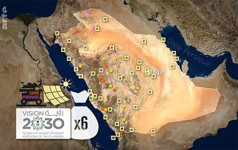7adb3ceab75459 Le Dessous des cartes. Arabie saoudite   une ouverture en trompe-l œil   -  ARTE