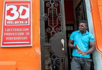 Cubans Reel From Ban On 3D Cinema   What's new in Visual Communication?   Scoop.it
