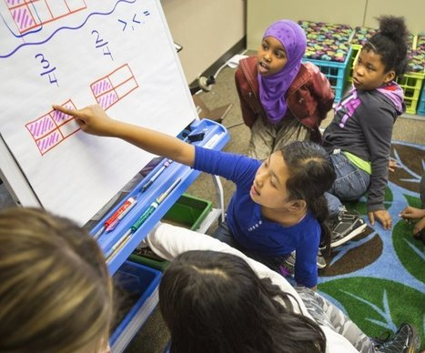 What's the best way to learn math? Readers share their ideas, experiences | Creative educational learning | Scoop.it