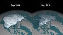 La NASA publica un 'timelapse' del calentamiento del Ártico - EXPANSIONTV | Nuevas Geografías | Scoop.it