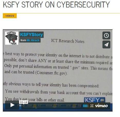 KSFY Story on CyberSecurity | FootprintDigital | Scoop.it