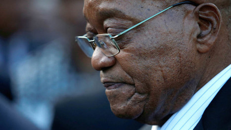 Zuma throws spanner in SA's financial works @Investorseurope stockbrokers | Africa : Commodity Bridgehead to Asia | Scoop.it