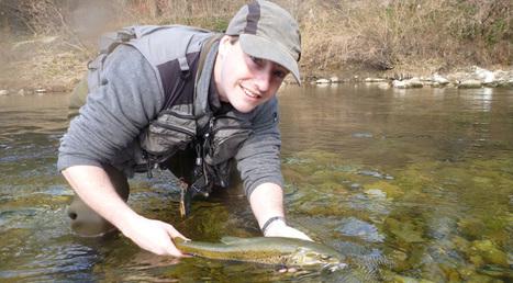 L'Aveyron, un formidable département pour la pêche à la truite ! | L'info tourisme en Aveyron | Scoop.it