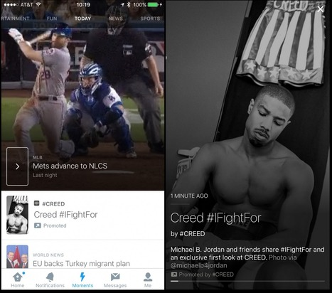"Twitter Moments, Facebook ""Instant Ads,"" & Brand Strategy 