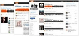 SoundCloud Is The Pinterest Of Sound - AppNewser   Podcasts   Scoop.it