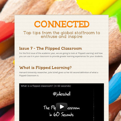 CONNECTED | School Libraries and the importance of remaining current. | Scoop.it