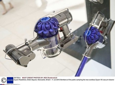 Dyson gagne encore son pari de l'innovation | Innovation & Co | Scoop.it