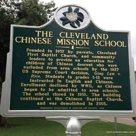 Chinese Americans in Mississippi under Jim Crow | TJMS United States History | Scoop.it