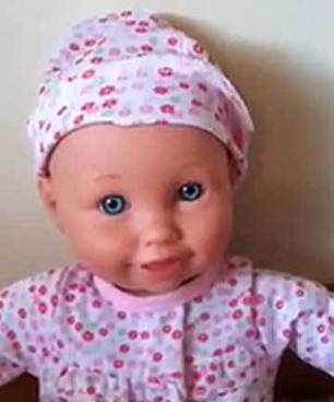 Curious case of the swearing doll | Strange days indeed... | Scoop.it