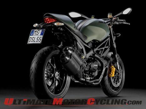 2012 Ducati Diesel Monster | Quick Look | UltimateMotorcycling.com | Ductalk Ducati News | Scoop.it