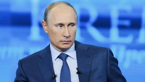 'Putin's Syria role deserving of Nobel Peace Prize' - Putin and Lavrov   Saif al Islam   Scoop.it